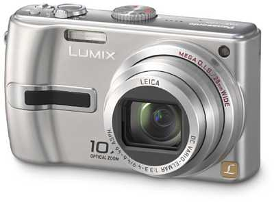 Panasonic DMC TZ3