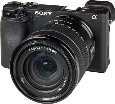 Sony A6400 Review