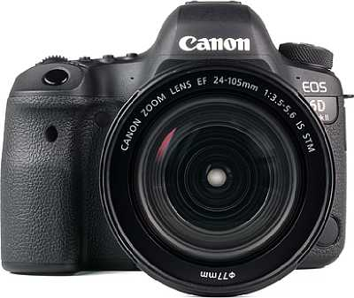 Canon 6D Mark II Review