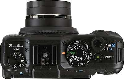 Canon G12 Review