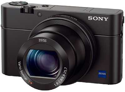 Sony RX100 III Review