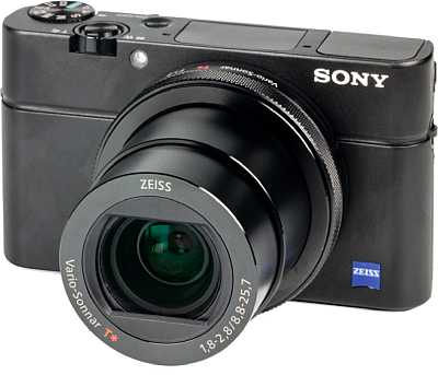 Sony RX 100 IV Review