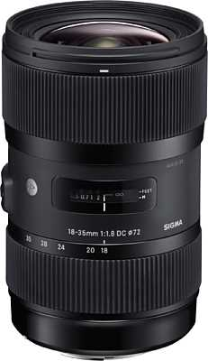 Sigma 18-35 Review