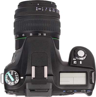 Pentax K100D And K110D Review