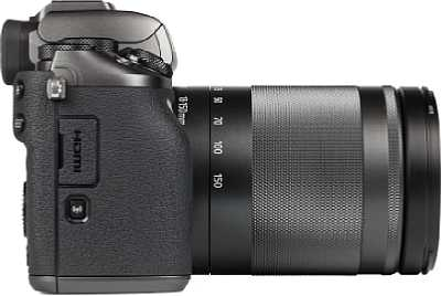 Canon M5 Review