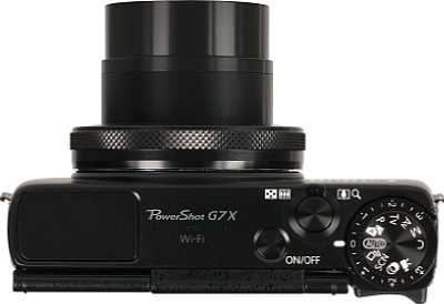 Canon G7X Review