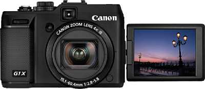 Canon G1X Review