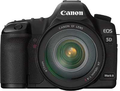 Canon 5D Mark II Review