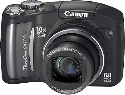 Canon SX100 IS Review