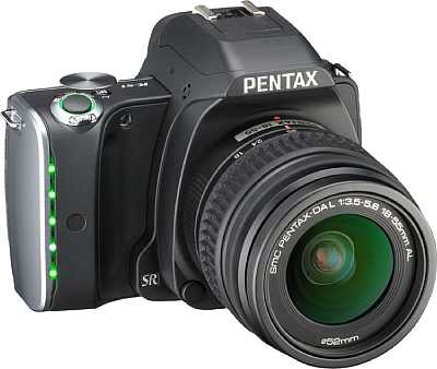 Pentax K-S1 Review