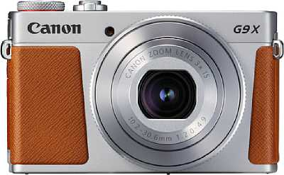 Canon Powershot G9 X Mark II Review