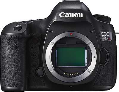 Canon 5DS and 5DS R Review