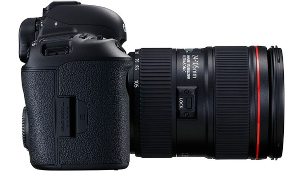 Canon 5D Mark IV Review